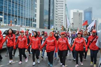 International Women's Day demonstration