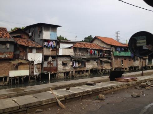 Jakarta Floating Village